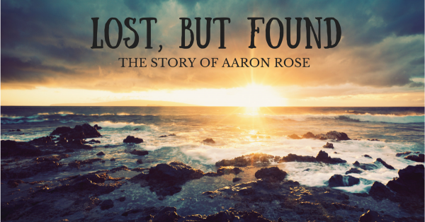 The story of Aaron Rose