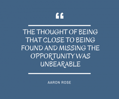 Aaron Rose - Lost but Found