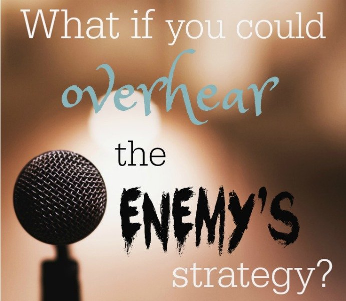 What if you could overhear the enemy's strategy - free eBook - If Demons held a national convention