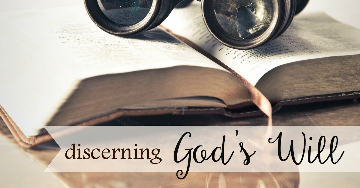"How do I know God's will? Discerning God's will through decisions involves prayer, Scripture, godly counsel, and courage to act and ""Pray it Forward."""