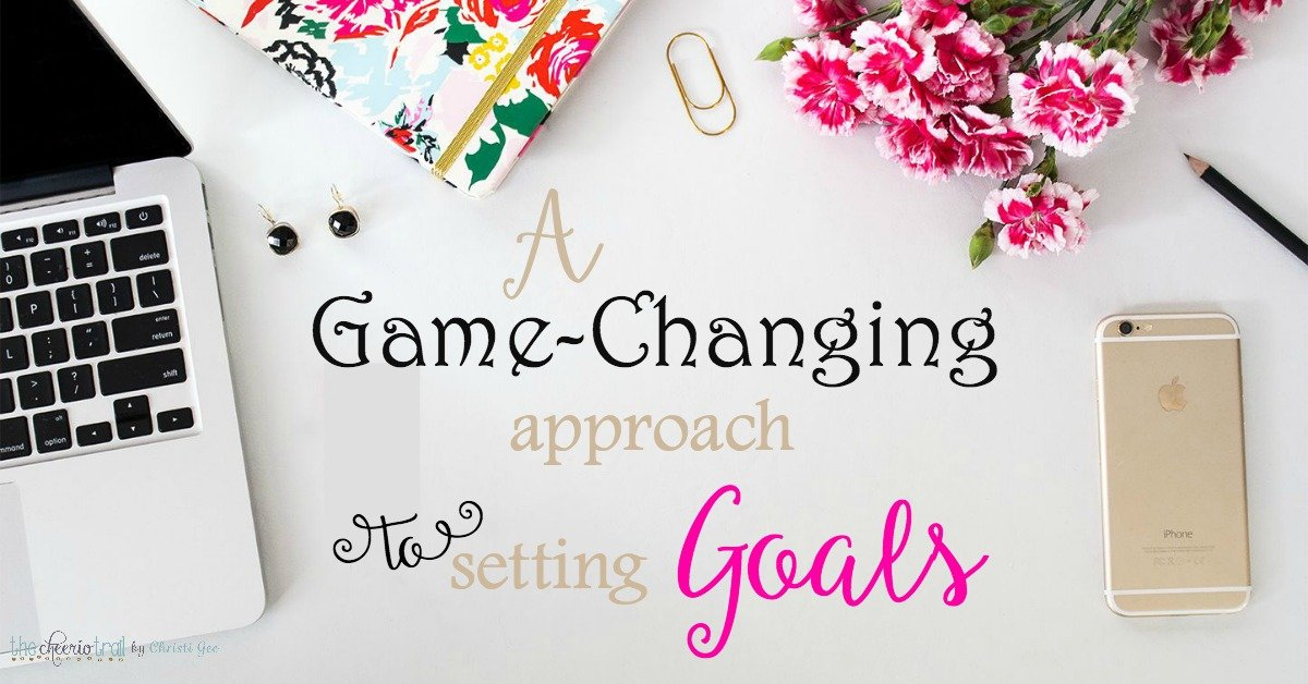 Do you want to make real change this year? Here's a little of what I learned about goal setting and planning. Go beyond New Year resolutions. This is real change by God's power. Combine Bible study with grace goals and the result is revolutionary change. Take your own personal spiritual retreat with the mini-workshops, printables, and optional private accountability group.