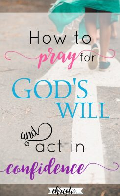 Do you struggle with discerning when to pray and when to act? Nehemiah's prayer for God's will led to his courage to act in bold ways. Scriptures for strength and how to know God is speaking, Words of encouragement for Christian living and faith quotes inside