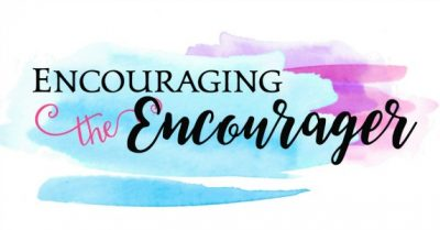 encouraging-the-encourager
