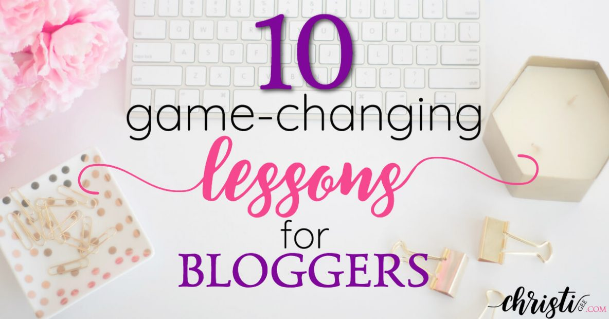 What I wish I knew years ago when I started! These are the best blogging secrets and strategies that have made a BIG difference for my Christian encouragement blog. Blogging tips and tricks. Blogging for beginners. Blogger resources. Networking for bloggers.