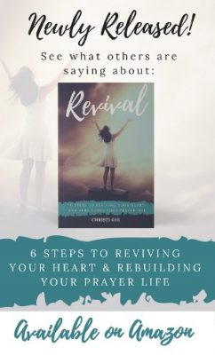 Revival Book on Amazon