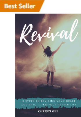 Revival released on Amazon