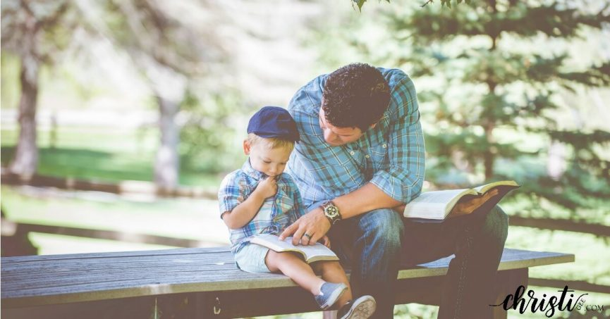 A powerful message for dads: Let your children know nothing is more important to you. Give them your time, your attention, your presence in their lives. Father's day, fatherhood, Christian parenting, encouragement for parents, Christian living