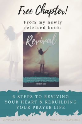 Revival Pray book on Amazon - Free chapter