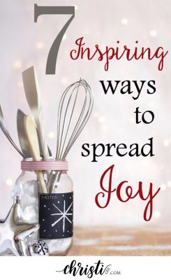 FREE Joy Spreaders 7-day Encouragement Plan guide! Full of inspiration, artwork, Scripture, and ideas for spreading Christmas hope and love. Christmas quotes, Advent devotional