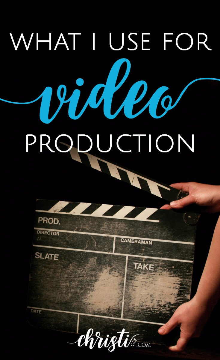 Advice on getting started with amateur video for bloggers. Low cost equipment. Starter sets, video production, editing software, video camera, small business websites, promo videos
